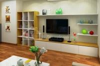 Kệ tivi gỗ phòng khách
